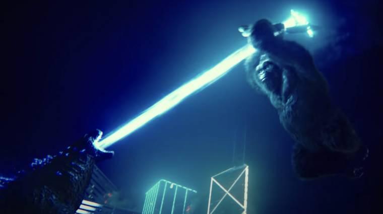 Rengeteg meglepetést ígér a Godzilla vs. Kong bevezetőkép