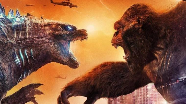 Godzilla Kong ellen - Kritika kép