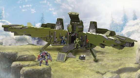 Játékfigurák buktatták le a Halo Infinite újdonságait kép