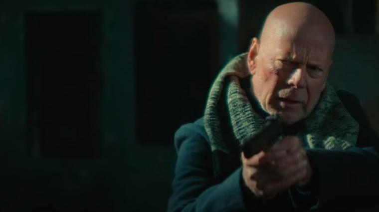 Előzetesen Bruce Willis új filmje, a Hard Kill kép