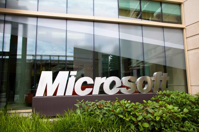Microsoft has mowed a lot in the last quarter