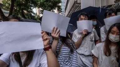 A Google és a Facebook sem adja ki a hongkongi felhasználók adatait kép