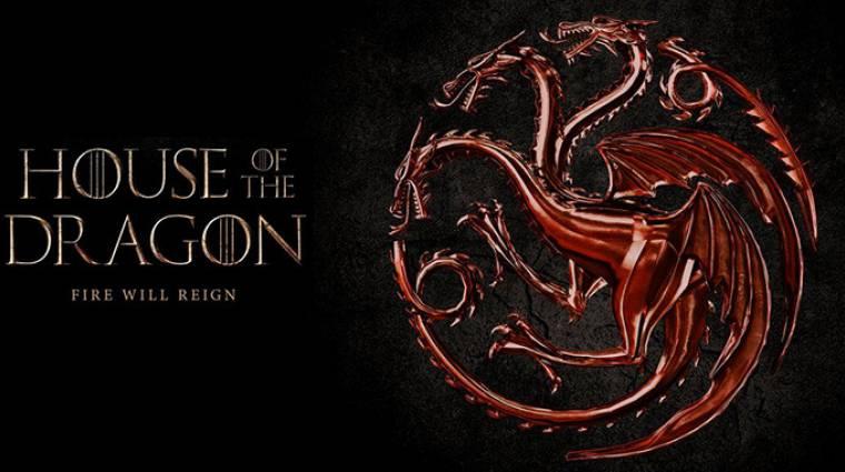Elrajtolt a Trónok harca előzménysorozat, a House of the Dragon forgatása kép