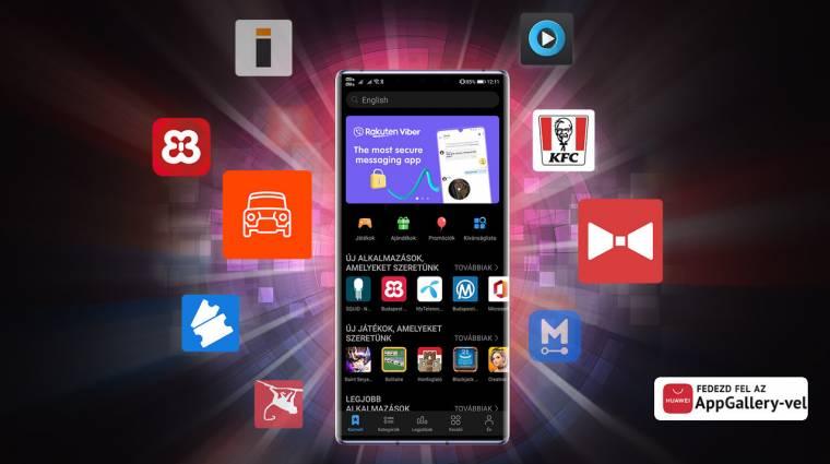 Virtuális app-fesztivált indít a Huawei, te is nyerhetsz bevezetőkép