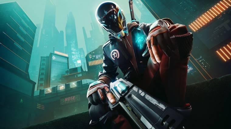 Elstartolt a Hyper Scape, a Ubisoft battle royale játékának tesztelése bevezetőkép