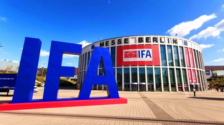 Mégis elmarad az idei IFA kiállítás kép