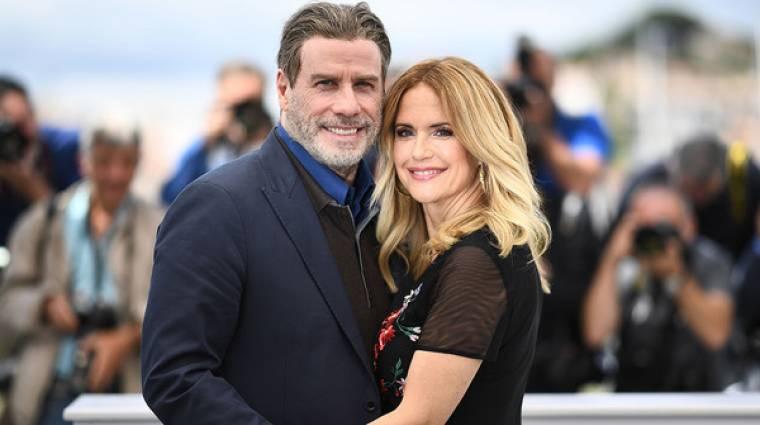 Elhunyt Kelly Preston színésznő, John Travolta felesége bevezetőkép