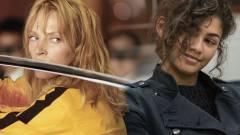 Zendaya nyilatkozott a lehetséges Kill Bill 3. szerepe kapcsán kép