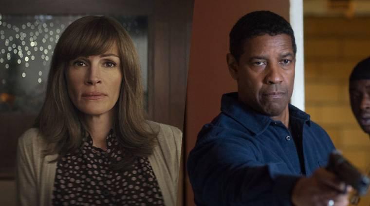 Julia Roberts és Denzel Washington újra közös filmet forgat, ezúttal a Netflixre kép