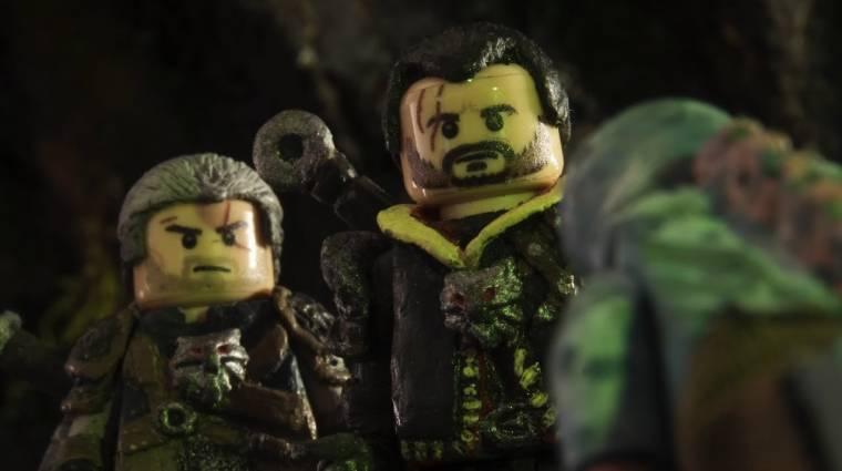 Ezt a LEGO The Witcher kisfilmet neked is látnod kell bevezetőkép
