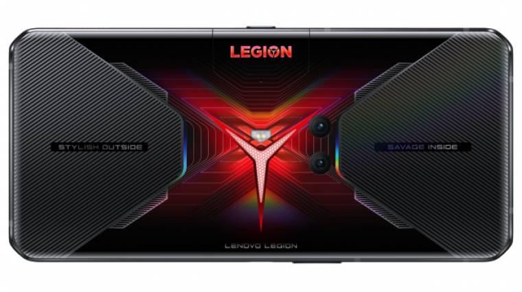 Hivatalosan bemutatkozott a Lenovo Legion gamer mobil kép