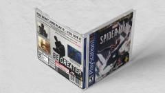 Ha helyet spórolnál, tedd PS4-es játékaid PS1-es borítóval CD-tokba! kép