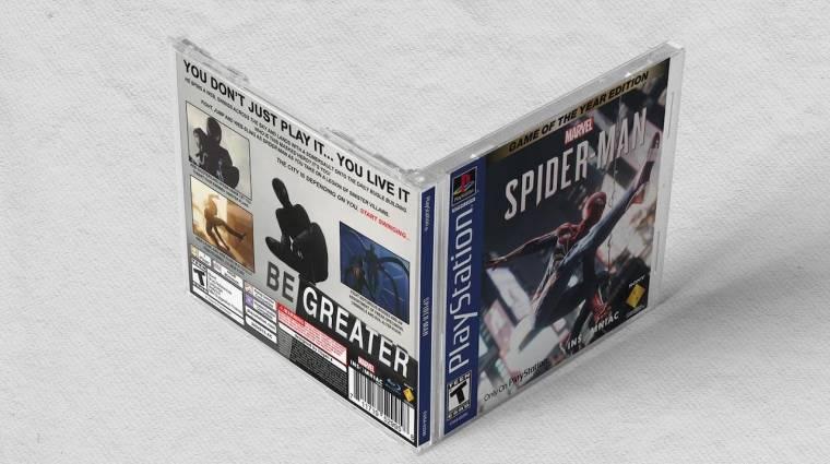 Ha helyet spórolnál, tedd PS4-es játékaid PS1-es borítóval CD-tokba! bevezetőkép