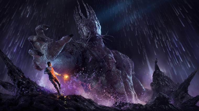 Ilyen a Lovecraft-féle horror és a bizarr erotika találkozása egy játékban bevezetőkép