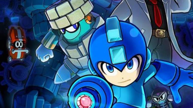 Mega Man VR-játékot harangozott be a Capcom bevezetőkép