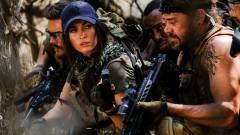 Megan Fox ezúttal CGI-oroszlánokkal csatározik a Rogue előzetesében kép