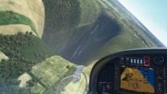 Most egy óriási szakadék jelent meg a Microsoft Flight Simulatorban kép