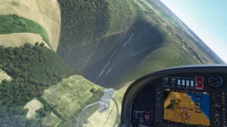 Most egy óriási szakadék jelent meg a Microsoft Flight Simulatorban bevezetőkép