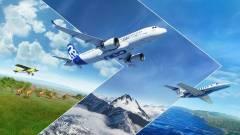 Fehér karácsonyt hoz a Microsoft Flight Simulator új frissítése kép