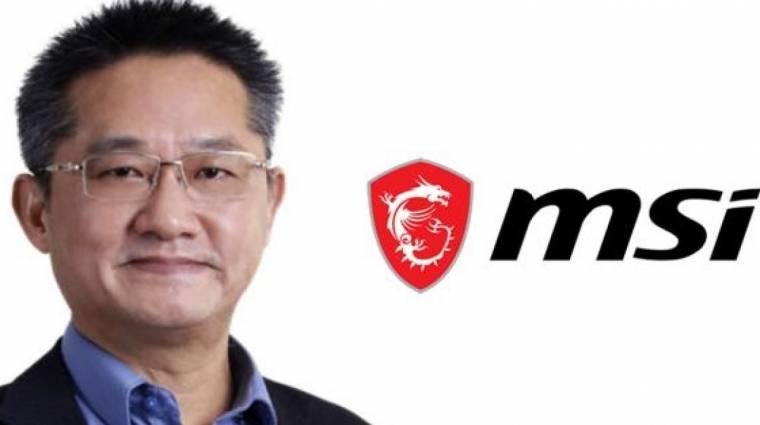Elhunyt az MSI ügyvezetője kép