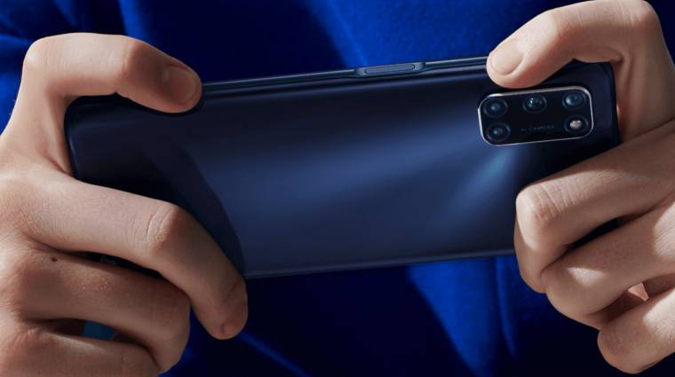 Az Oppo óriási akkut és erős kamerát tett egy olcsó mobilra kép