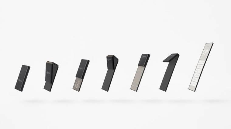 Izgalmasnak néz ki a háromba hajtható Oppo mobil kép