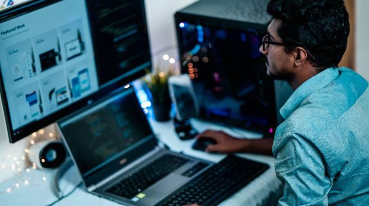 Naponta közel egymillió új PC találhat gazdára idén kép