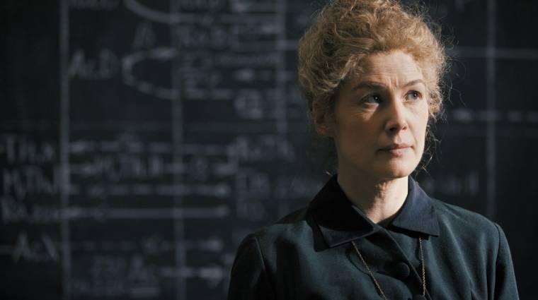 Friss előzetesen a Radioactive, a Marie Curie-ről szóló életrajzi film kép