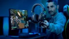 THX-támogatást kap a Razer BlackShark headset kép
