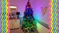 A karácsonyi égősor-bizniszből sem maradhatott ki a Razer kép
