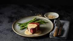 A 3D nyomtatás növényből csinál steaket kép