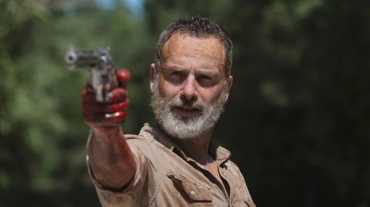 Végre helyzetjelentést kaptunk a Rick Grimes-féle The Walking Dead-filmekről kép