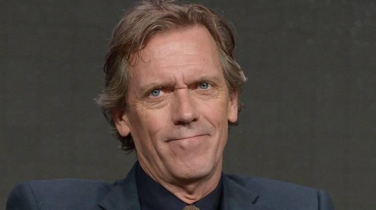 Hugh Laurie egy politikai thriller főszereplőjeként tér vissza kép