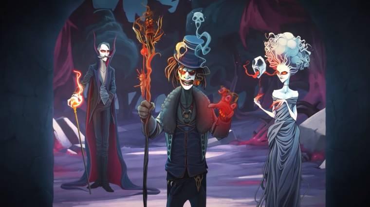 A Call of Cthulhu fejlesztőinek újdonságában magát az ördögöt irányíthatjuk bevezetőkép