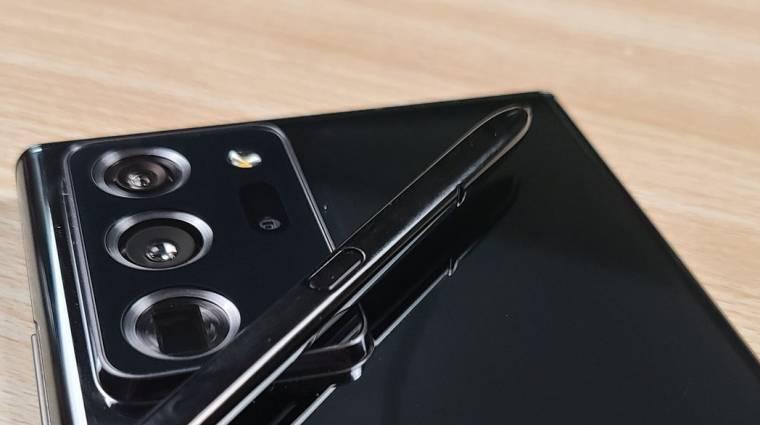 Lefotózták, és már az ára is megvan az augusztus 5-én érkező Samsung Galaxy Note 20 Ultrának kép