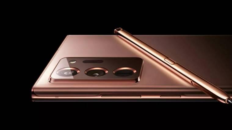 Újabb videóban büszkélkedik a Galaxy Note 20 Ultra kamerájával a Samsung kép