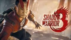 Tényleg jön a Shadow Warrior 3, hamarosan gameplayt is nézhetünk kép