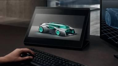 3D-s monitorral kedvezne a művészeknek a Sony kép
