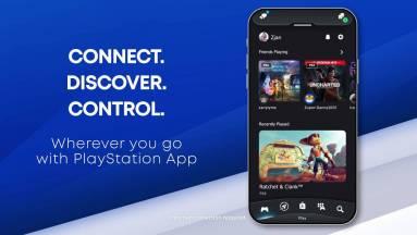A PS5-öt is irányítja a megújult PlayStation app kép