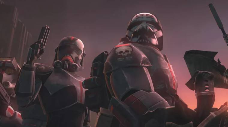 Előzetesen a Star Wars: The Bad Batch animációs sorozat kép