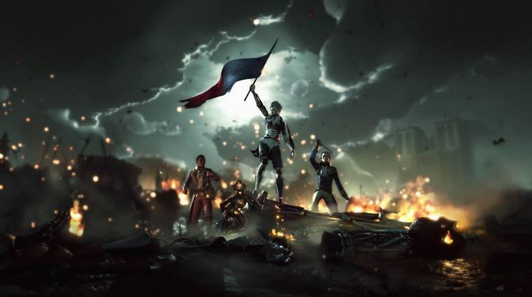 A GreedFall fejlesztőinek új játékában egy automata áll a nagy francia forradalom élére bevezetőkép