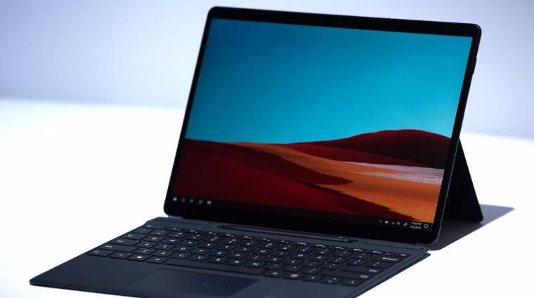Érkezik az újabb és jobb Surface Pro X kép