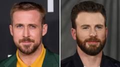 Együtt szerepel Ryan Gosling és Chris Evans a Netflix eddigi legdrágább filmjében kép