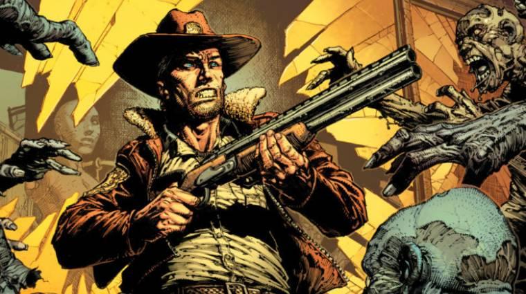 Színes változatban is elérhető lesz a teljes The Walking Dead képregény bevezetőkép