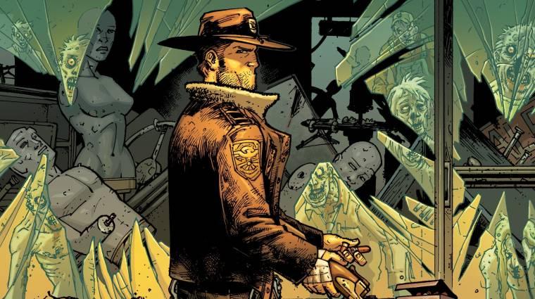 Hamarosan színesben tér vissza a The Walking Dead-képregénysorozat kép