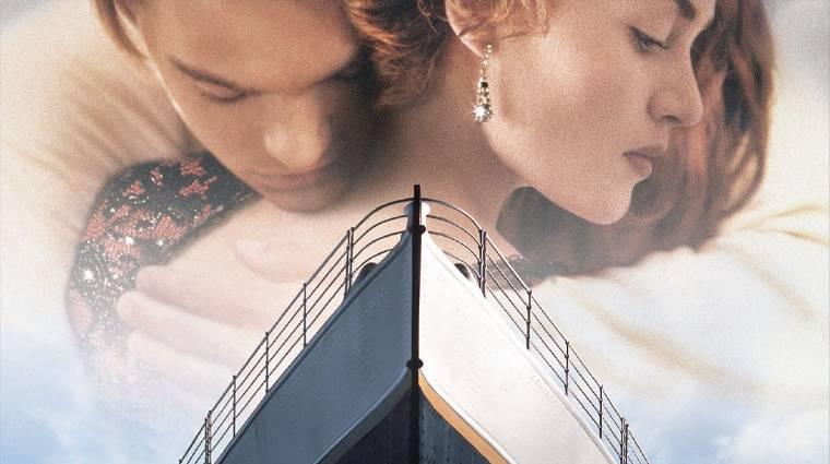 Társasjáték készül a Titanicból bevezetőkép