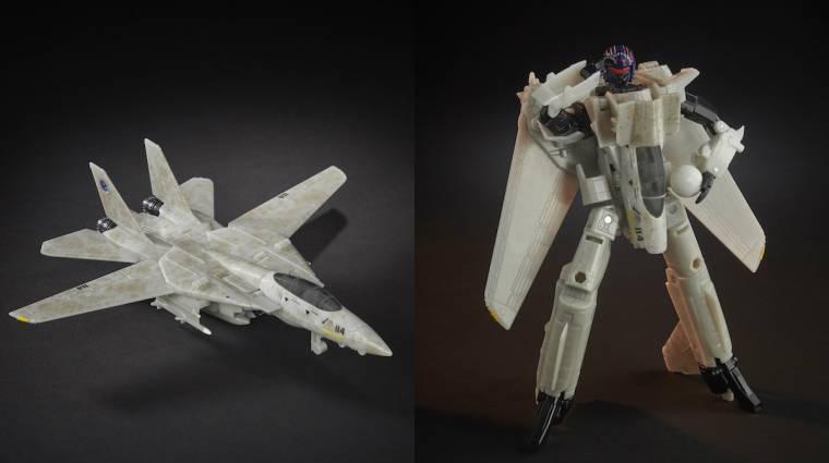 Top Gun Transformert dob piacra a Hasbro bevezetőkép