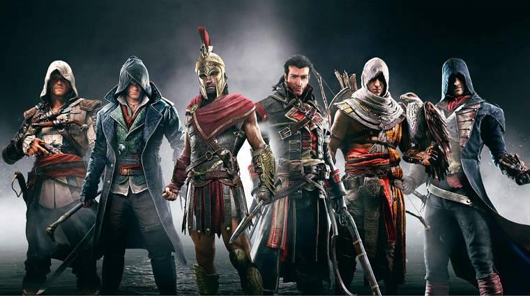 Családi vállalkozásból a játékipar csúcsáig - a Ubisoft-történelem bevezetőkép