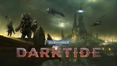 Halandó embereket állít szembe egy gigantikus kaptárváros veszélyeivel a Warhammer 40,000: Darktide kép