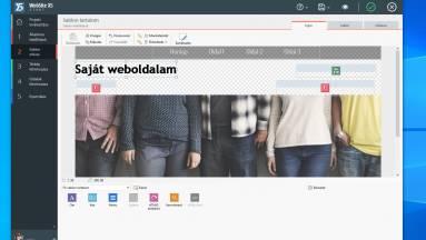 WebSite X5 Start: építs könnyen weboldalt tanulás nélkül! kép